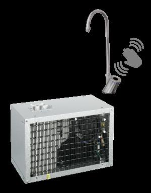 UC800CL mit Schwanenhals und Infra Rot Sensor