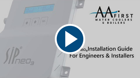 AA First SIPNeo3 Installationsanleitung